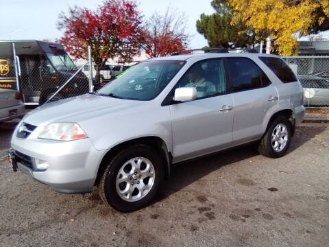 2002 Acura MDX for sale at Larry's Auto Sales Inc. in Fresno CA