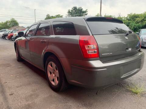 2008 Dodge Magnum for sale at GMG AUTO SALES in Scranton PA