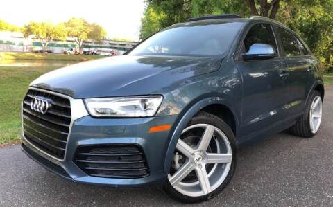2018 Audi Q3 for sale at Powerhouse Automotive in Tampa FL