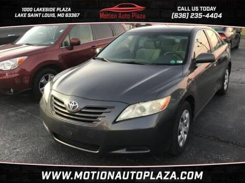 2008 Toyota Camry for sale at Motion Auto Plaza in Lakeside MO