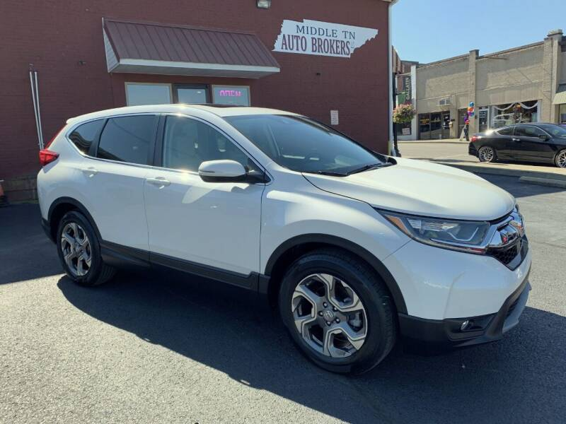 2018 Honda CR-V for sale at Middle Tennessee Auto Brokers LLC in Gallatin TN