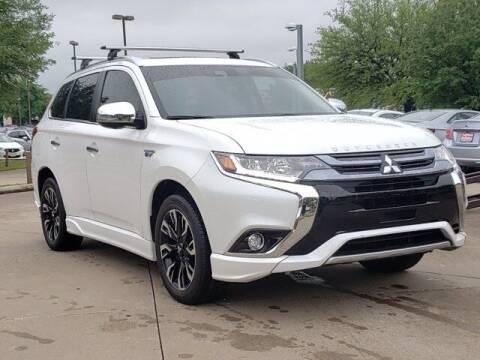 2018 Mitsubishi Outlander PHEV for sale at Don Herring Mitsubishi in Plano TX