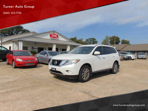 2013 Nissan Pathfinder for sale at Turner Auto Group in Greenwood MS