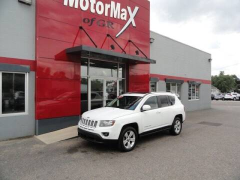 2017 Jeep Compass for sale at MotorMax of GR in Grandville MI