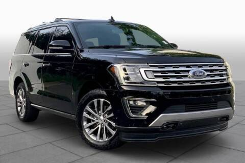 2018 Ford Expedition for sale at CU Carfinders in Norcross GA