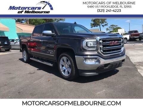 2016 GMC Sierra 1500 for sale at Motorcars of Melbourne in Rockledge FL