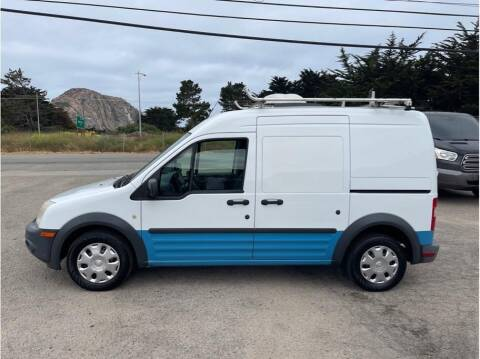 2013 Ford Transit Connect for sale at Dealers Choice Inc in Farmersville CA