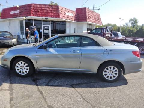 2008 Chrysler Sebring for sale at Savior Auto in Independence MO
