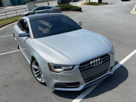 2013 Audi S5 for sale at BG Auto Inc in Lithia Springs GA