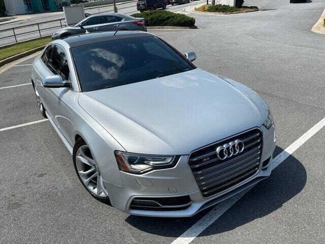 2013 Audi S5 for sale at BG Auto Inc in Lithia Springs GA
