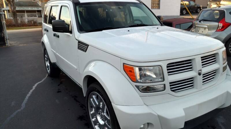 2011 Dodge Nitro for sale at Graft Sales and Service Inc in Scottdale PA