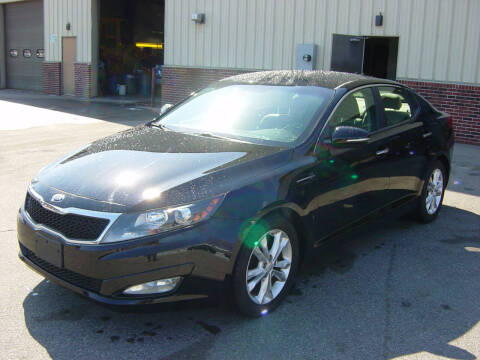 2013 Kia Optima for sale at North South Motorcars in Seabrook NH