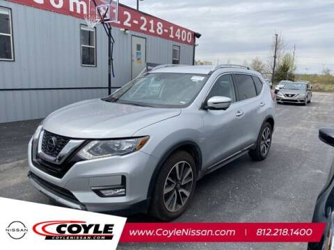 2019 Nissan Rogue for sale at COYLE GM - COYLE NISSAN - New Inventory in Clarksville IN