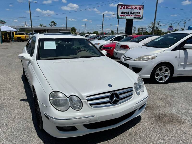2006 Mercedes-Benz CLK for sale at Jamrock Auto Sales of Panama City in Panama City FL