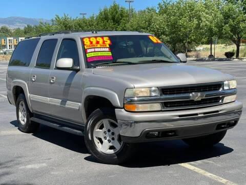 2005 Chevrolet Suburban for sale at Bargain Auto Sales LLC in Garden City ID