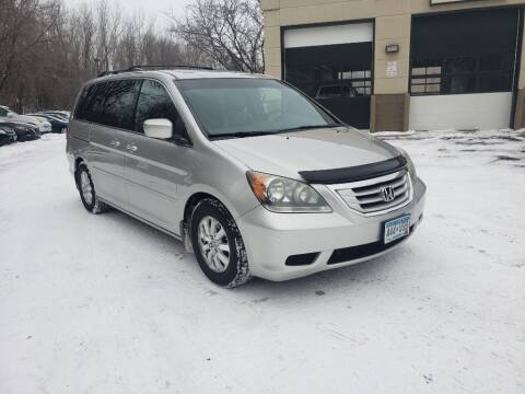 2009 Honda Odyssey for sale at Fleet Automotive LLC in Maplewood MN