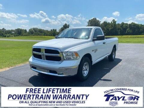2019 RAM Ram Pickup 1500 Classic for sale at Taylor Automotive in Martin TN