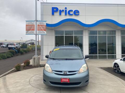2010 Toyota Sienna for sale at Price Honda in McMinnville in Mcminnville OR