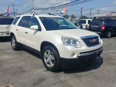2012 GMC Acadia for sale at Viking Auto Group in Bethpage NY