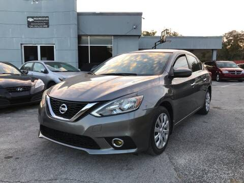 2017 Nissan Sentra for sale at Popular Imports Auto Sales in Gainesville FL