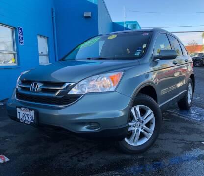 2011 Honda CR-V for sale at LUGO AUTO GROUP in Sacramento CA