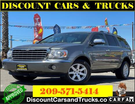2007 Chrysler Aspen for sale at Discount Cars & Trucks in Modesto CA