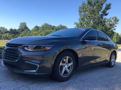 2017 Chevrolet Malibu for sale at Chris Motors in Decatur GA