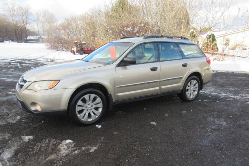 2008 Subaru Outback for sale at Clearwater Motor Car in Jamestown NY