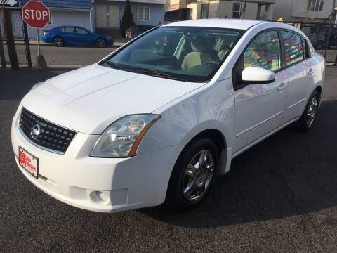 2009 Nissan Sentra for sale at B & M Auto Sales INC in Elizabeth NJ