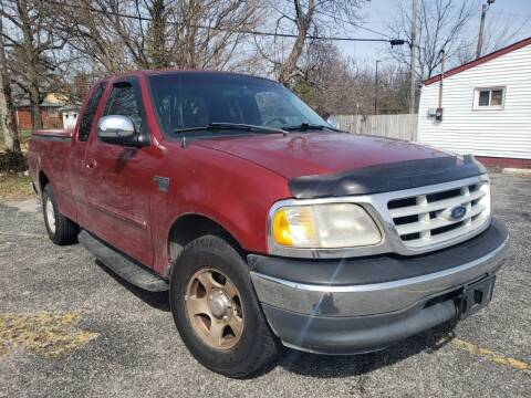 1999 Ford F-150 for sale at speedy auto sales in Indianapolis IN