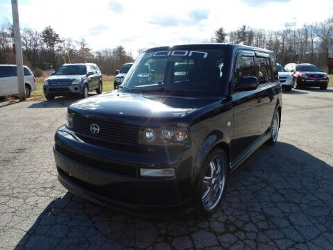 2005 Scion xB for sale at Route 111 Auto Sales in Hampstead NH