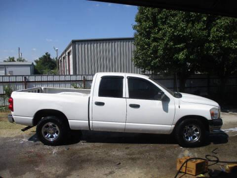 2008 Dodge Ram Pickup 1500 for sale at BUZZZ MOTORS in Moore OK