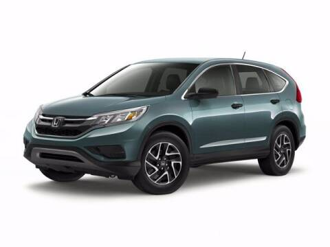 2016 Honda CR-V for sale at APPLE HONDA in Riverhead NY
