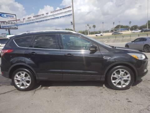 2014 Ford Escape for sale at AUTOTEX IH10 in San Antonio TX
