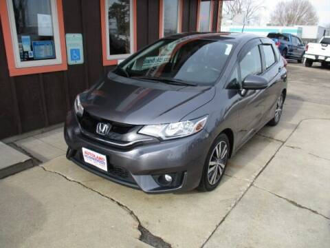 2015 Honda Fit for sale at Autoland in Cedar Rapids IA