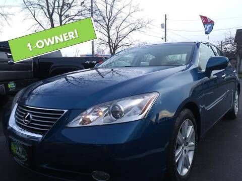 2007 Lexus ES 350 for sale at Oak Hill Auto Sales of Wooster, LLC in Wooster OH