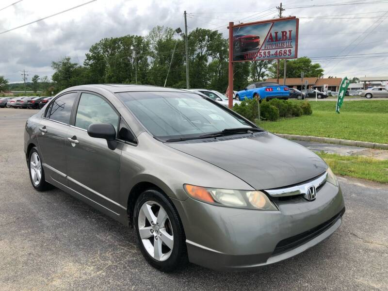 2006 Honda Civic for sale at Albi Auto Sales LLC in Louisville KY
