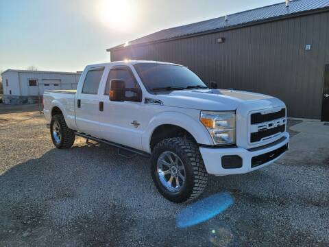 2014 Ford F-350 Super Duty for sale at J & S Auto Sales in Blissfield MI