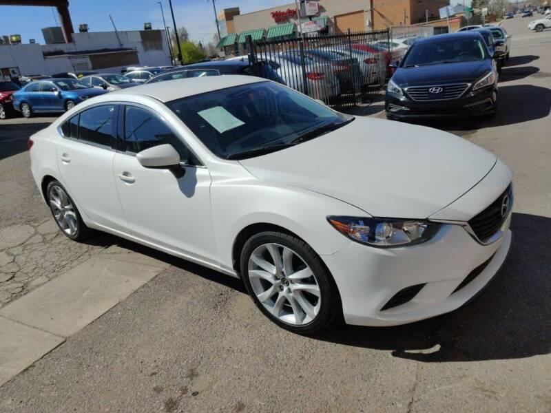2015 Mazda MAZDA6 for sale at Sanaa Auto Sales LLC in Denver CO