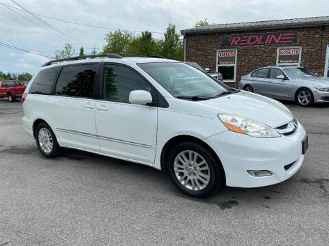 2007 Toyota Sienna for sale at Redline Motorplex,LLC in Gallatin TN