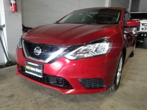 2019 Nissan Sentra for sale at 916 Auto Mart in Sacramento CA