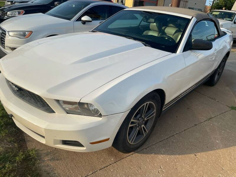 2012 Ford Mustang for sale at Automay Car Sales in Oklahoma City OK