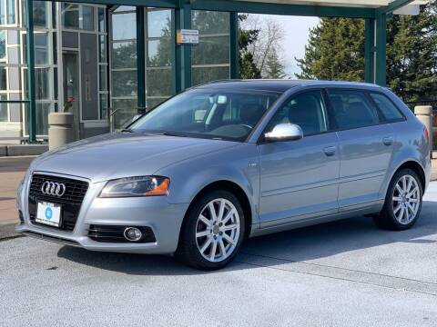2012 Audi A3 for sale at GO AUTO BROKERS in Bellevue WA