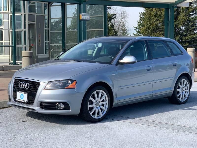 2012 Audi A3 for sale at GO AUTO BROKERS in Bellevue WA