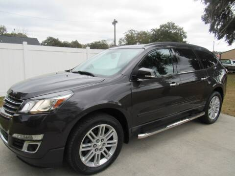 2014 Chevrolet Traverse for sale at D & R Auto Brokers in Ridgeland SC