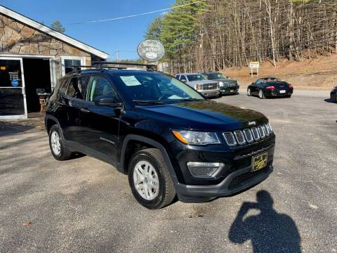 2018 Jeep Compass for sale at Bladecki Auto in Belmont NH