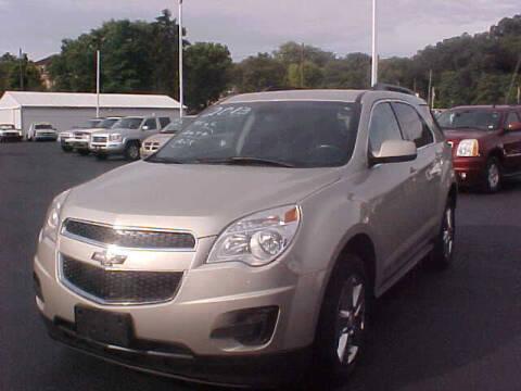2013 Chevrolet Equinox for sale at Bates Auto & Truck Center in Zanesville OH