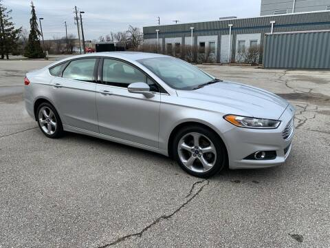 2014 Ford Fusion for sale at Certified Auto Exchange in Indianapolis IN