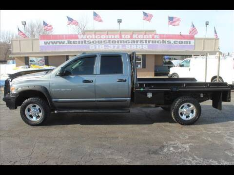2005 Dodge Ram Pickup 3500 for sale at Kents Custom Cars and Trucks in Collinsville OK