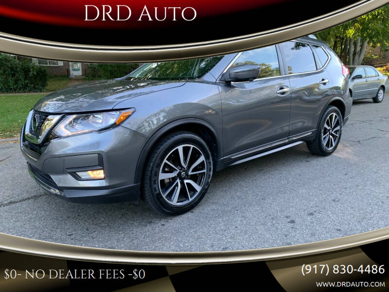 2019 Nissan Rogue for sale at DRD Auto in Flushing NY